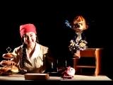 Обучающее видео для детей. Маша и Тетя Катя. Спектакль
