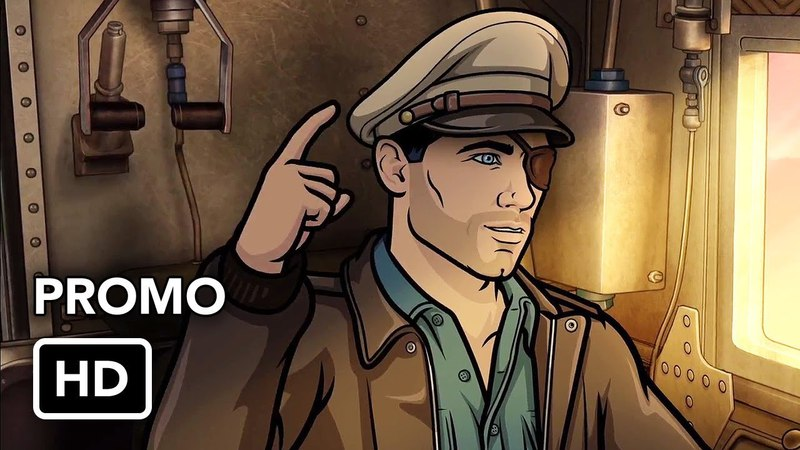 Archer Season 9 Questions Promo (HD) Archer: Danger Island