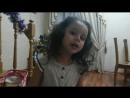 Новогодняя песенка от Дашулика