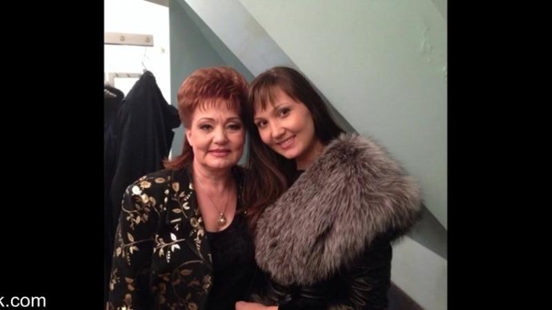 Зифа Нагаева -Хәния Фәрхигә багышлап җыр язган