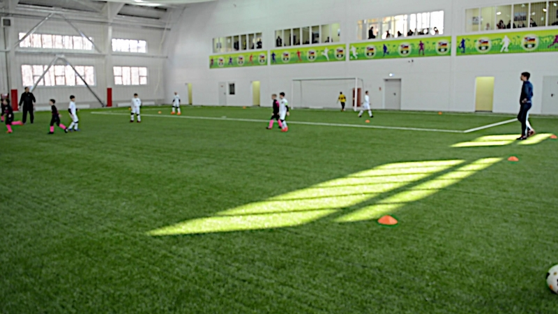 ФК Метеор 2010 Балашиха - ФК Джога Бонито 2010(1) Москва