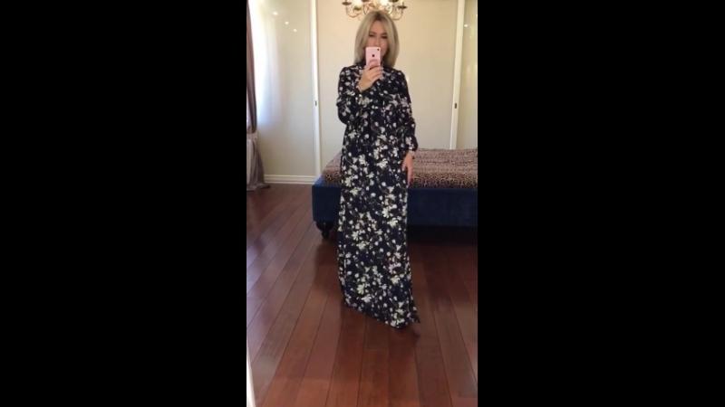 Платье халат , ткань , софт , креп ! 1900 ! М л xl