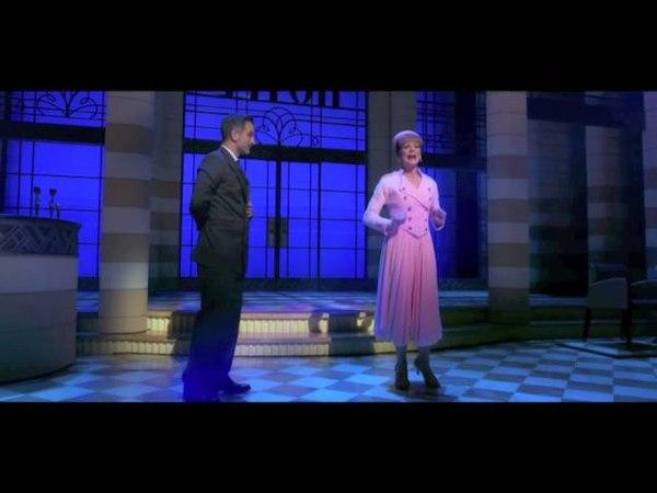 Samantha Bond in Dirty Rotten Scoundrels, Savoy Theatre, 2014 - ATG