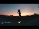 Танец Electic Styles в светящихся кроссовках