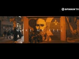 Steff Da Campo  Siks  - Make Me Feel (Official Music Video)