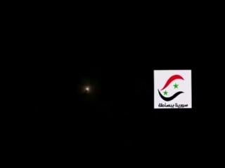 12-sept-2016 syrian air defense (buk-m2e) shoots down an israeli aircraft
