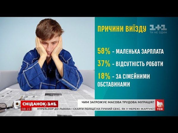 Чим загрожує масова трудова міграція - спеціаліст ринку праці Катерина Криворученко