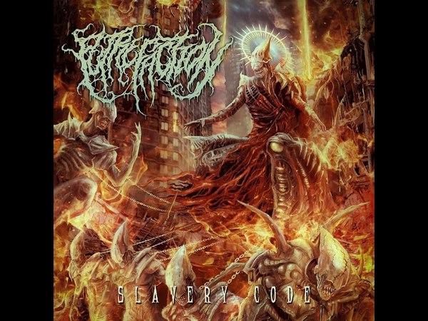 MetalRus.ru (Brutal Death Metal). PUTREFACTION — «Slavery Code» (2018) [Full Album]