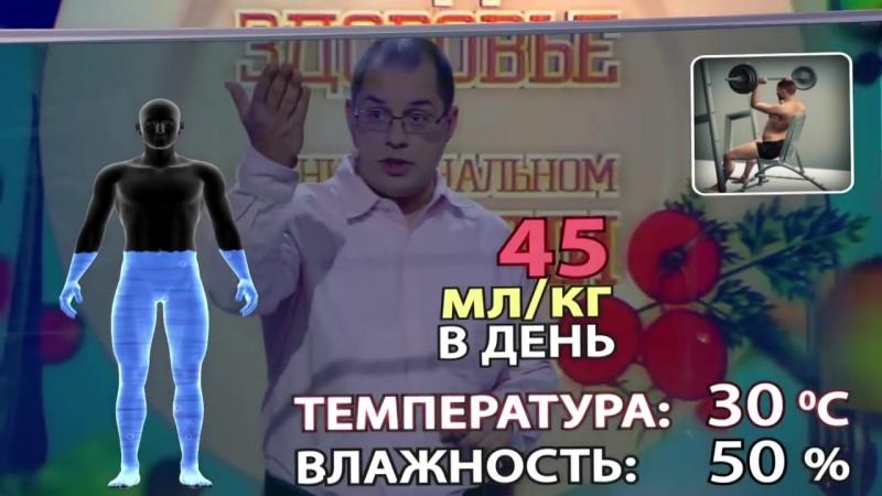 Сергей Агапкин о еде, здоровье, функциональном питании и похудении. Выпуск 10, NL Products