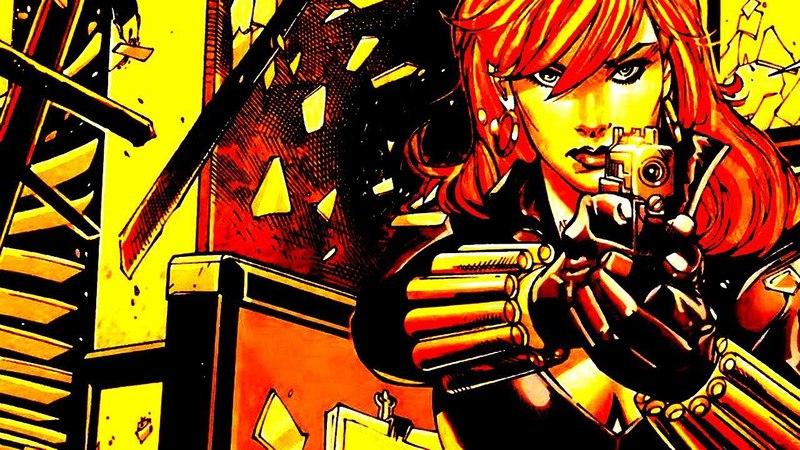 Marvel Infinity War ep4 (Black Widow/Чёрная вдова) [S M Maximum Carnage] Война Бесконечности эп4
