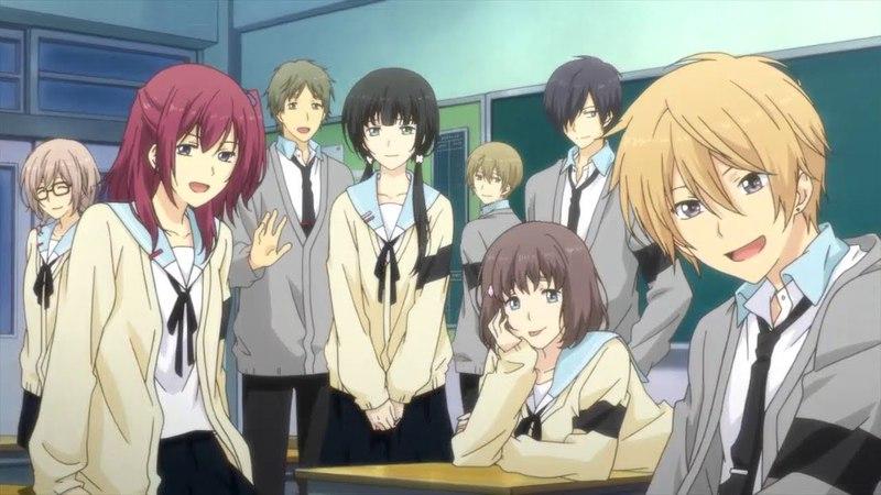 ReLIFE: Kanketsu-hen ED EP 4