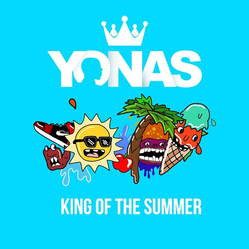 Yonas альбом King of the Summer