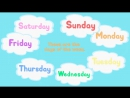 Days of the Week Song 2