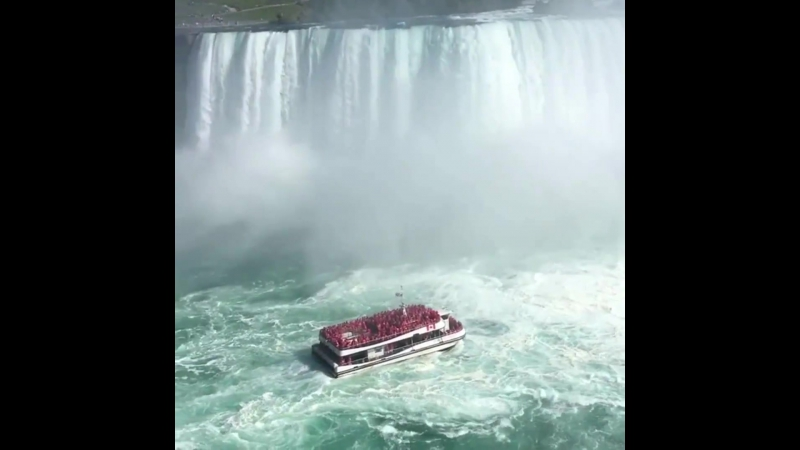 Niagara Falls - Yay