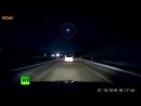 Жители Мичигана стали свидетелями падения метеорита