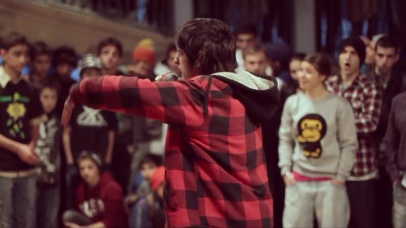 Tbilisi Battlefest 2011 (Born to Dance competition) [ГР]