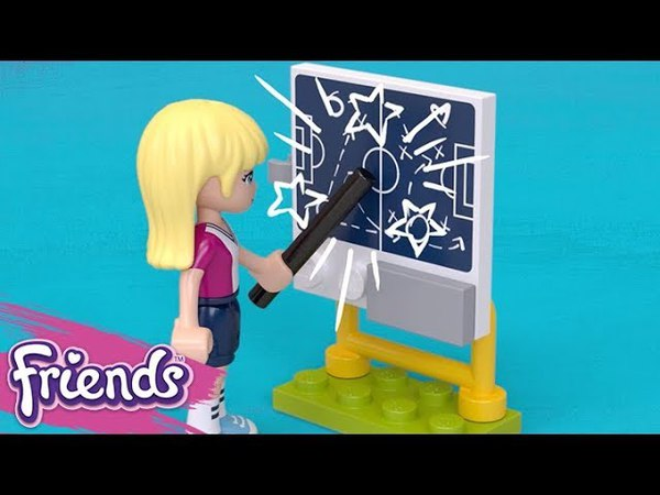 Stephanie's Soccer Practice 41330 – LEGO Friends – Product Animation