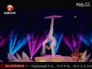 Китай,гимнастка สาวน้อยในดอกบัว อึ้ง ทึ่ง安徽卫视春节联欢晚会 20130208 唐小雨 杂技 荷韵飘香