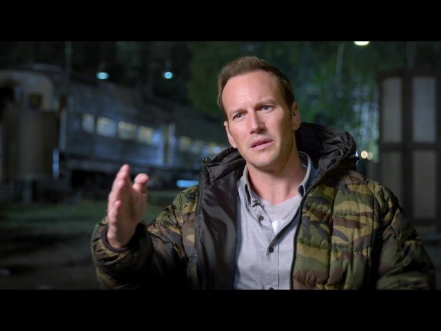The Commuter - Patrick Wilson - Interview