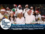 Jimmy Fallon, Anna Kendrick, Darlene Love &amp The Roots Sing