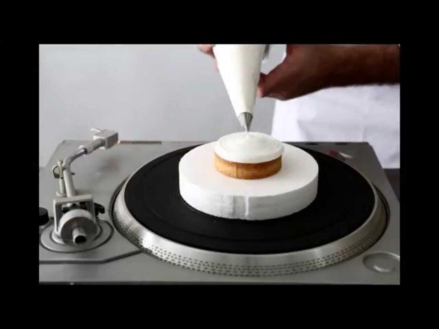 קורס עוגות בוטיק | Yann Brys MOF |