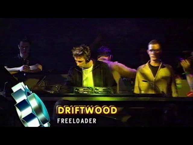 Driftwood Freeloader Live @ Viva Club Rotation 2002