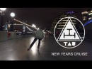 Tau New Years Cruise in London - Powerslide Tau 90 Urban Inline Skates