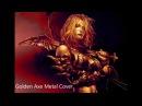 Golden Axe Metal Cover