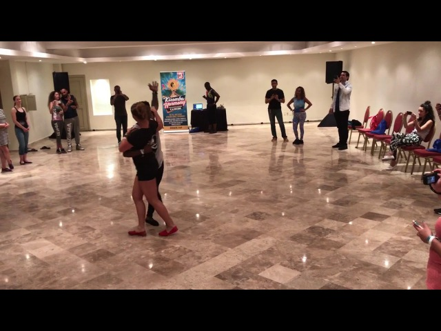 Kizomba Harmony African Dance 2017 Experience Stou and Shauna Semba
