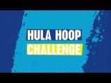 Hula Hoop Challenge di Disney Channel - Thomas Doherty per il team di Descendants 2