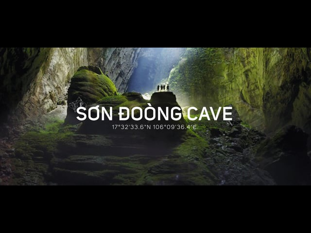 Hang Sơn Đoòng - THE LARGEST CAVE ON EARTH.