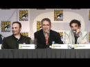 Выпуск 1. Теория большого взрыва - видео с панели Comic Con