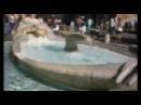 Fontana di Trevi e Piazza di Spagna Italiano
