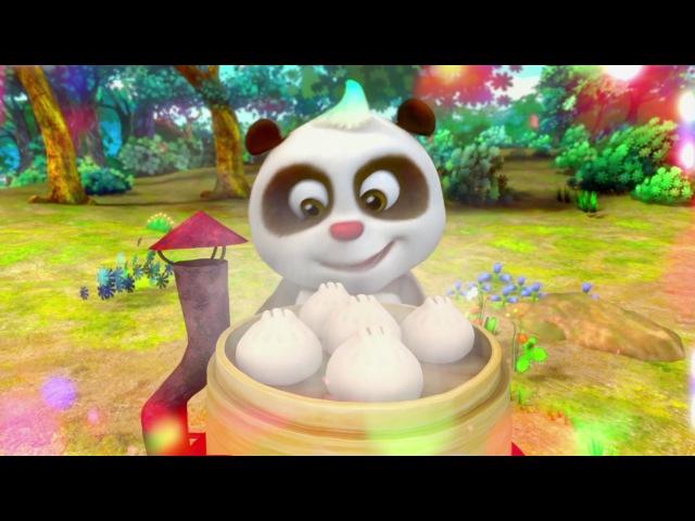 Кротик и Панда - 22 серия - Новые мультики для детей