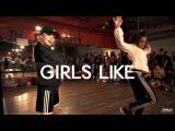 Tinie Tempah - Girls Like ft Zara Larsson - Choreography by Eden Shabtai - Filmed by @TimMilgram