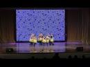 танец Маленькие пчёлки под музыку Полёт шмеля 50 fps, 96 kHz, 30 сентября 2016