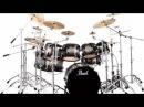 Djent Metal Drum Track 120bpm
