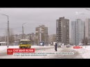 Снігопад спричинив колапс на вулицях Києва