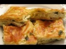 Таджикские слоеные пирожки Постные луковые пирожки