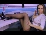Sexy OOTD Black Stilettos & Pantyhose Electra Babestation