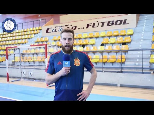 Selección Española | Pola nos cuenta la adaptación con la Selección Española.