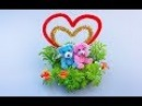 ABC TV | How To Make A Miniature Teddy Bear From Pipe Cleaner - Craft Tutorial