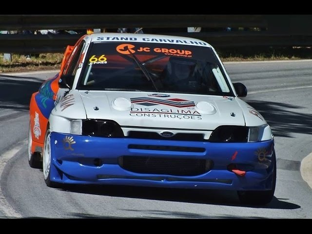 620Hp Ford Escort Cosworth 4x4 Maximum Attack Monster