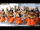 Tahitian Dance Lokelanis Rhythm of the Islands At Hoolaulea Lawndale 2013