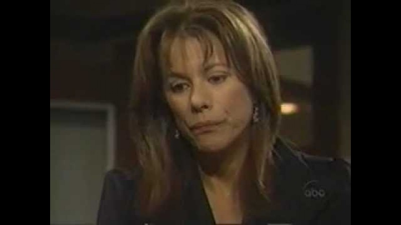 10-08-02 Alexis Meets Luis Alcazar and Threatens to Kill Him - General Hospital