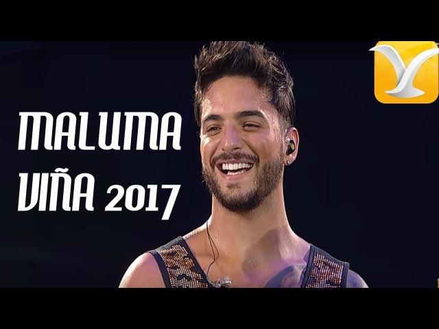 Maluma - Festival de Viña del Mar 2017 - Presentación Completa HD