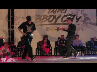 VERO vs. BOOTUZ Bboy 1 on 1 | Undisputed | YAK x TAIPEI BBOY CITY