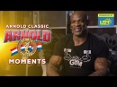How The Arnold Classic Stopped Ronnie Coleman From Quitting Bodybuilding Arnold Classic Moments