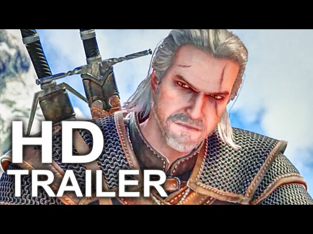 SOUL CALIBUR 6 Geralt Gameplay Trailer The Witcher (2018) PS4/Xbox One/PC