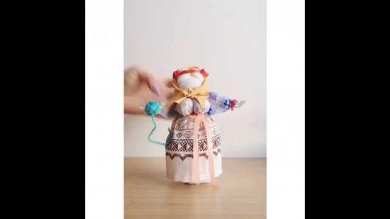 Кукла-оберег Нить Судьбы из коллекции Provans от Славении